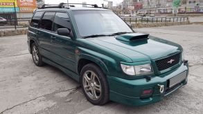 Бийск Forester 1998