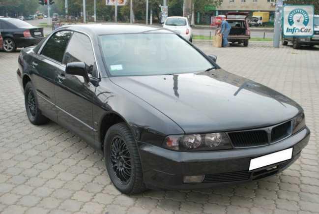 Mitsubishi Diamante, 1996 год, 510 000 руб.