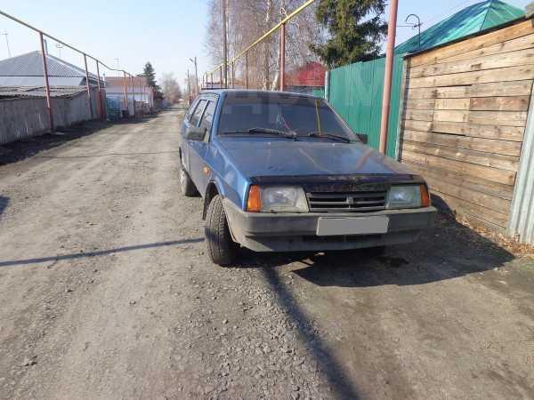 Лада 2109, 1995 год, 40 000 руб.