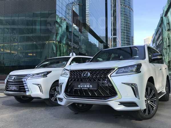 Lexus LX570, 2019 год, 6 989 000 руб.
