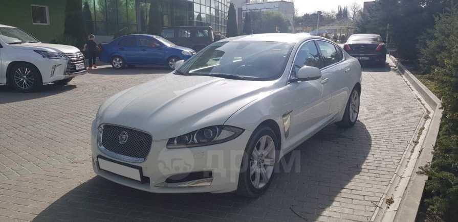 Jaguar XF, 2010 год, 999 000 руб.