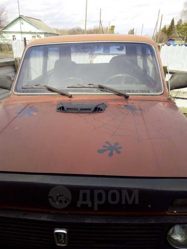 Лада 4x4 2121 Нива, 1986 год, 70 000 руб.