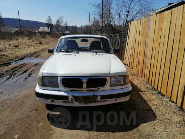 ГАЗ 3110 Волга, 1997 год, 80 000 руб.