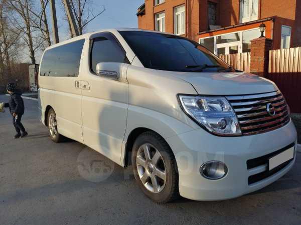 Nissan Elgrand, 2006 год, 485 000 руб.