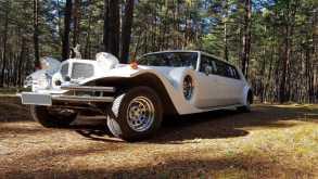 Абакан Town Car 1988