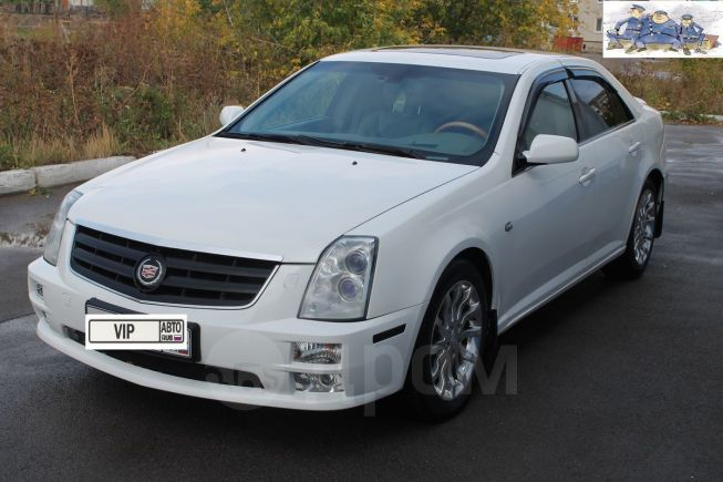 Cadillac STS, 2005 год, 555 000 руб.