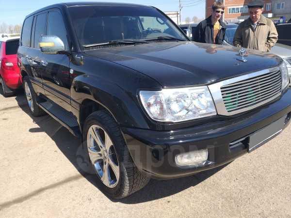 Toyota Land Cruiser, 2001 год, 1 350 000 руб.