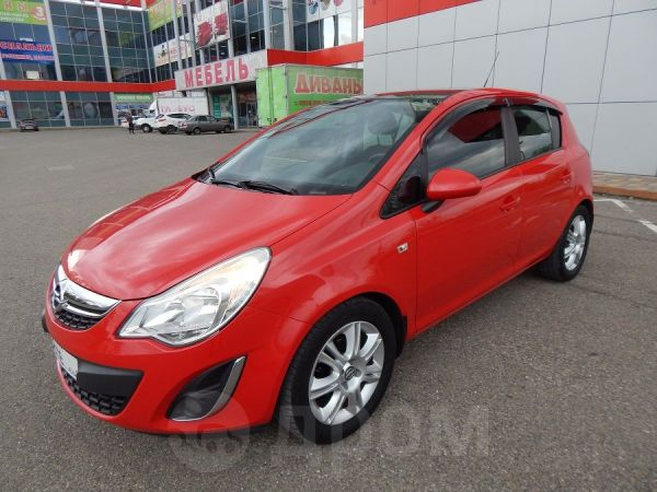 Opel Corsa, 2011 год, 392 000 руб.
