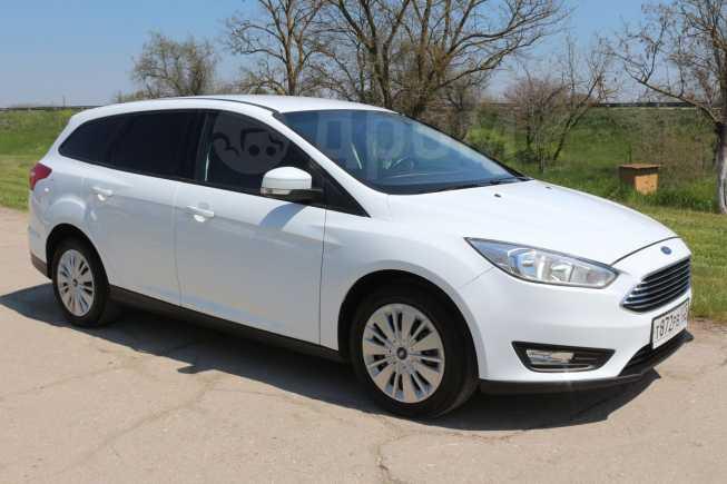 Ford Focus, 2015 год, 655 000 руб.