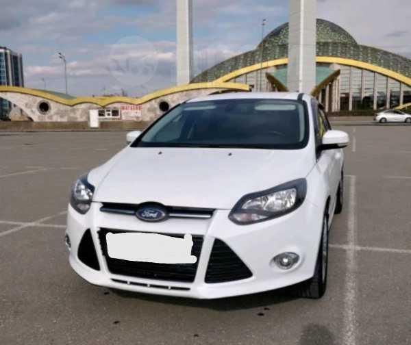 Ford Focus, 2011 год, 570 000 руб.