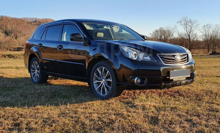 Subaru Outback, 2011 год, 1 245 000 руб.