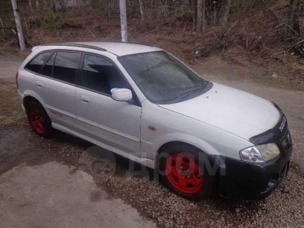 Mazda Familia S-Wagon, 2000 год, 230 000 руб.