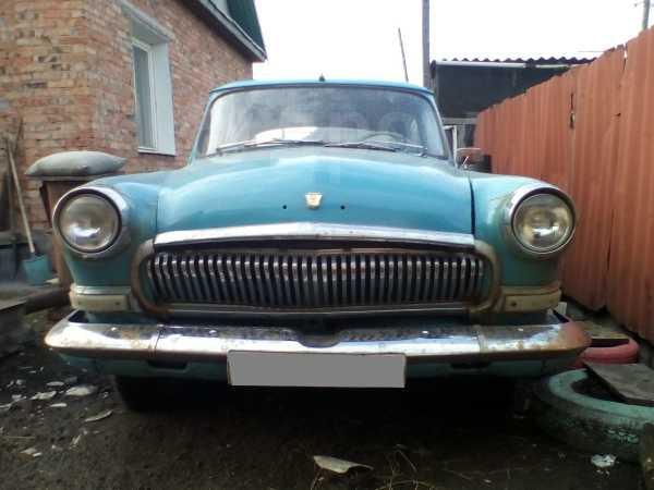 ГАЗ 21 Волга, 1958 год, 50 000 руб.