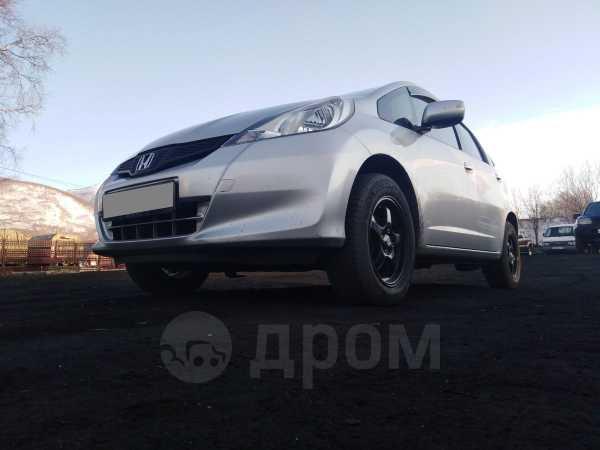 Honda Fit, 2012 год, 585 000 руб.