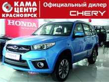 Красноярск Chery Tiggo 3 2019