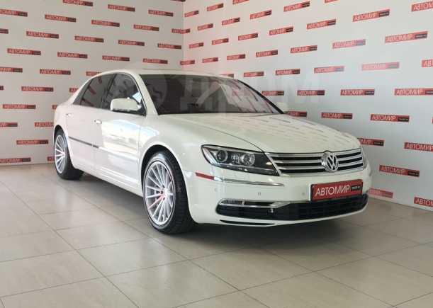 Volkswagen Phaeton, 2010 год, 1 100 000 руб.