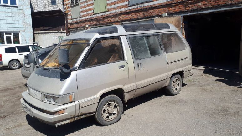 Toyota Master Ace Surf, 1991 год, 90 000 руб.
