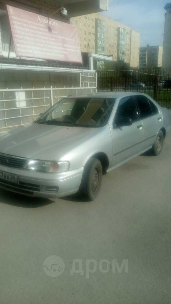 Nissan Sunny, 1997 год, 100 000 руб.
