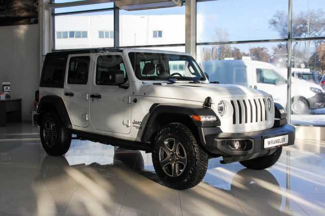 Jeep Wrangler, 2018 год, 3 675 000 руб.
