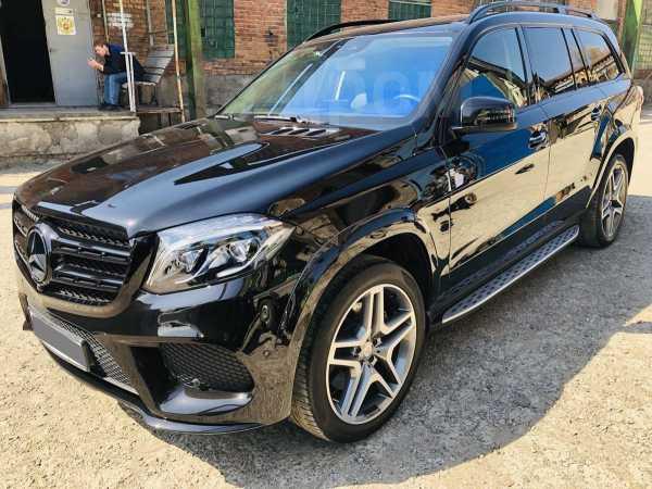 Mercedes-Benz GLS-Class, 2016 год, 3 999 999 руб.