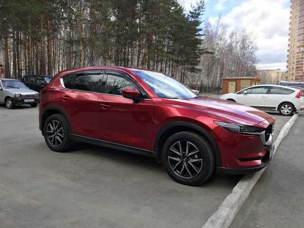 Mazda CX-5, 2017 год, 1 755 000 руб.