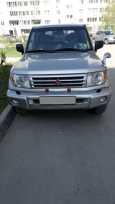 Mitsubishi Pajero, 2002 год, 320 000 руб.