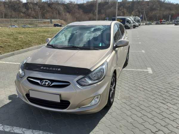 Hyundai Solaris, 2011 год, 484 000 руб.