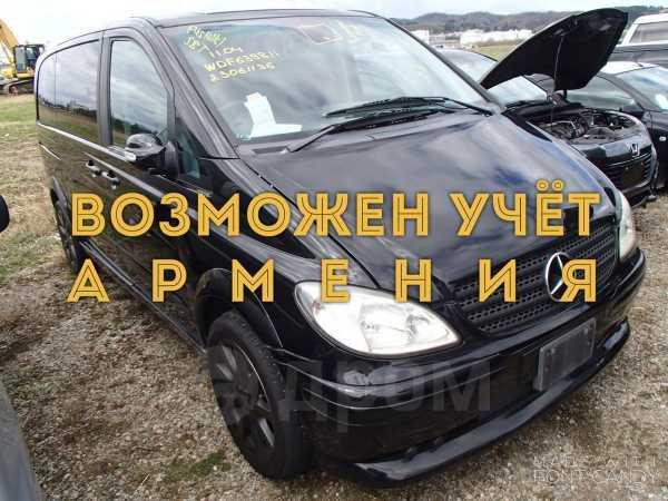 Mercedes-Benz Viano, 2005 год, 340 000 руб.