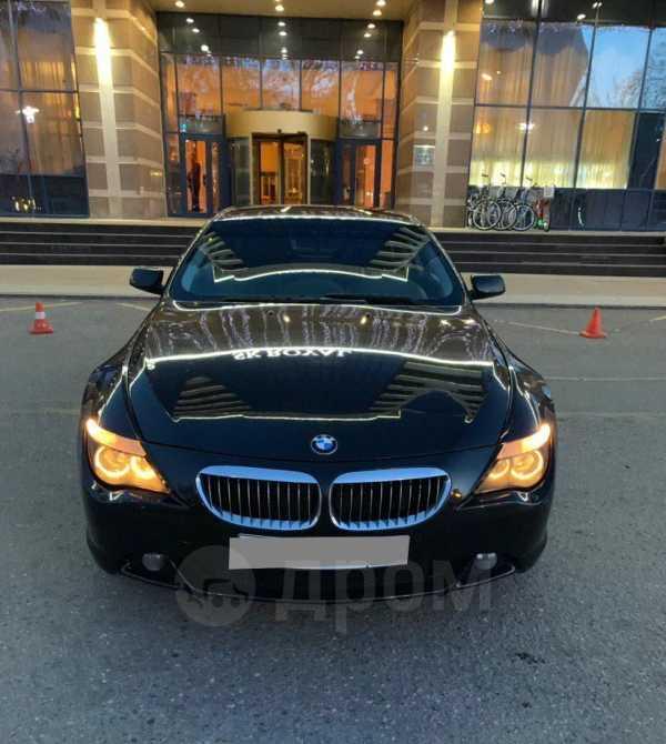 BMW 6-Series, 2005 год, 525 000 руб.