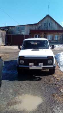 Полевской 4x4 2121 Нива 1998