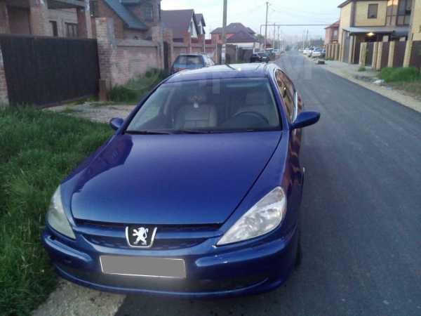 Peugeot 607, 2003 год, 140 000 руб.