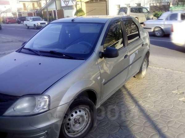 Renault Logan, 2010 год, 115 000 руб.