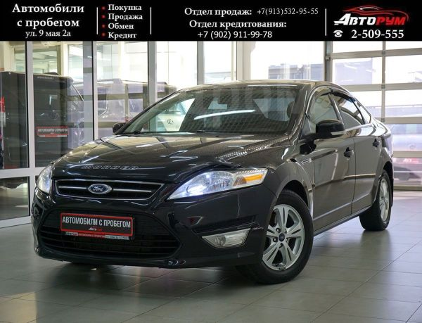 Ford Mondeo, 2010 год, 617 000 руб.