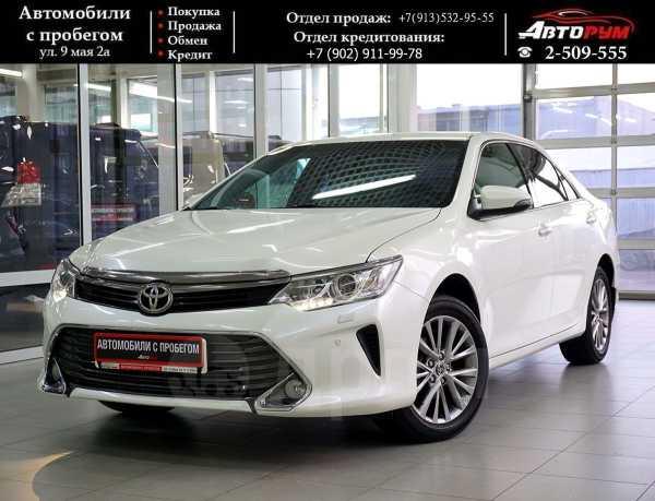 Toyota Camry, 2016 год, 1 397 000 руб.