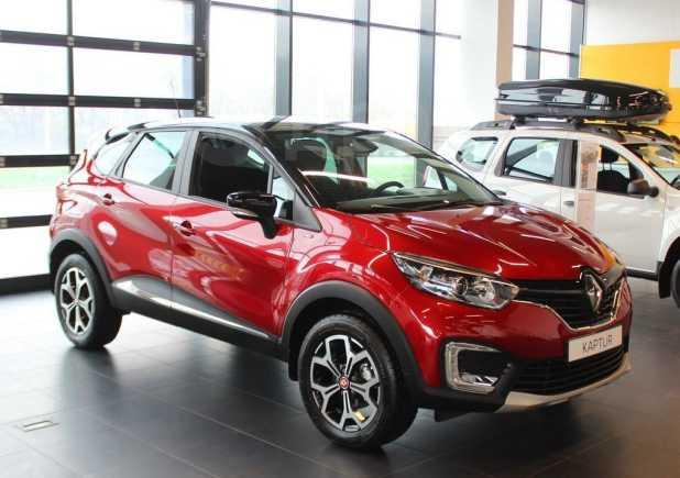 Renault Kaptur, 2019 год, 1 156 492 руб.