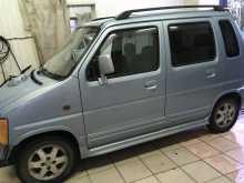 Абакан Wagon R Wide 1997