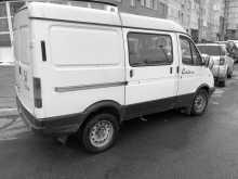 ГАЗ 2217 Баргузин, 1999 г., Омск