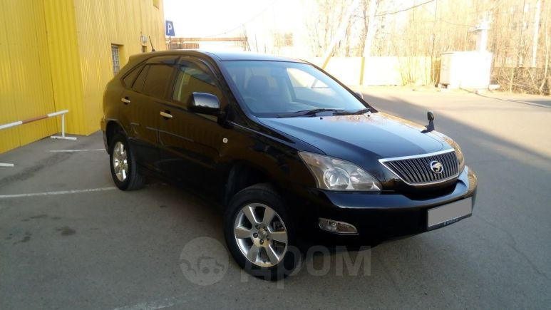 Toyota Harrier, 2004 год, 930 000 руб.