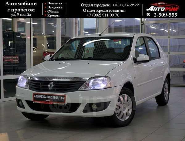 Renault Logan, 2012 год, 397 000 руб.