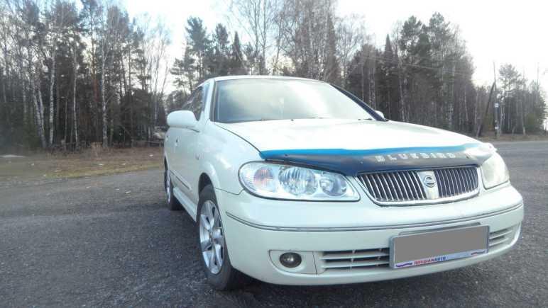 Nissan Bluebird, 2003 год, 250 000 руб.