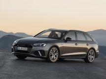 Audi A4 рестайлинг 2019, универсал, 5 поколение, B9