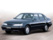 Daewoo Prince 1991, седан, 1 поколение