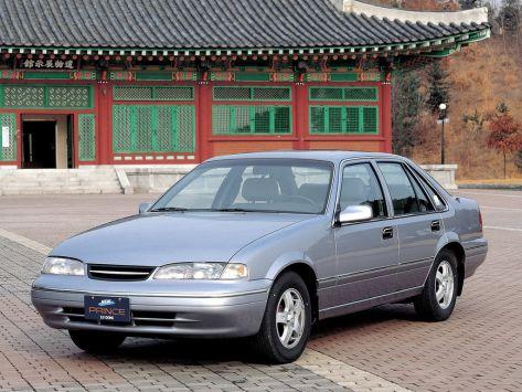 Daewoo Prince  02.1996 - 07.1997