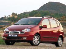 Daewoo Tacuma 2000, минивэн, 1 поколение