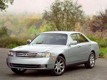 Infiniti M45 2002, седан, 2 поколение, Y34