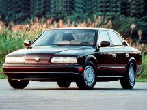 Infiniti Q45 1989, седан, 1 поколение, G50