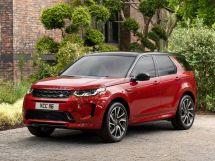 Land Rover Discovery Sport рестайлинг 2019, джип/suv 5 дв., 1 поколение, L550