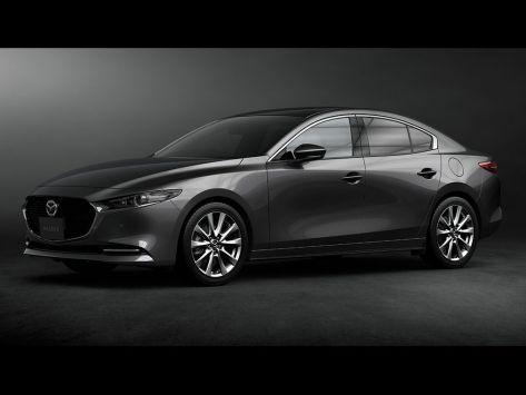 Mazda Mazda3 (BP) 11.2018 -  н.в.