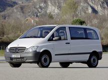 Mercedes-Benz Vito рестайлинг, 2 поколение, 03.2010 - 10.2014, Минивэн