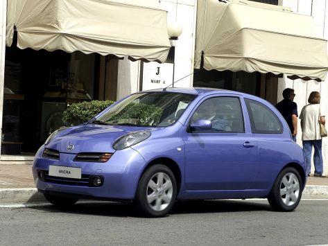 Nissan Micra (K12C) 02.2003 - 05.2005
